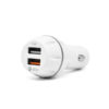 TSCO TCG 28 Car Charger with microUSB Cable